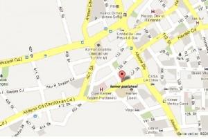 Antalya/Kemer Pastanesi/harita
